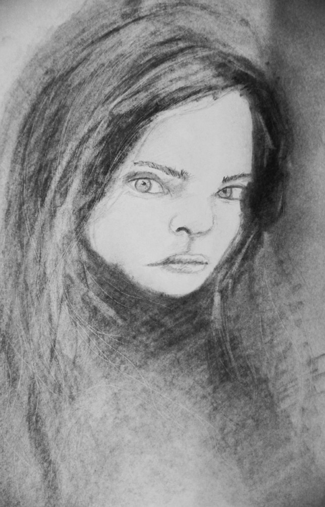 Adia-graphite-drawing