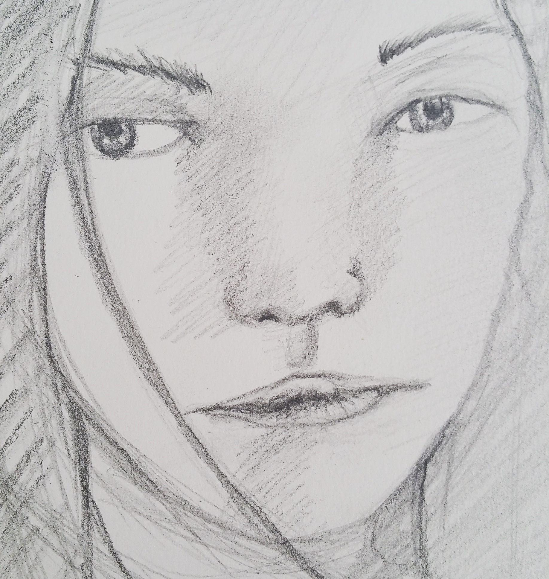 Day 13 - Portrait Sketch